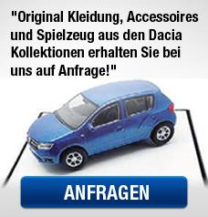 Dacia Teaser